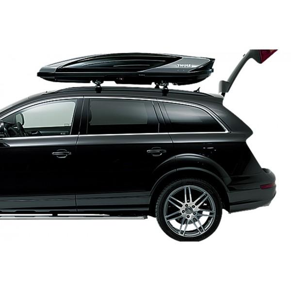 coffre de toit ski thule des coffres toit et barres toit. Black Bedroom Furniture Sets. Home Design Ideas